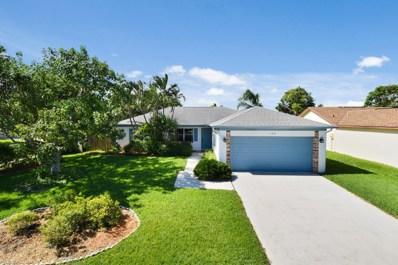 164 Arrowhead Circle, Jupiter, FL 33458 - MLS#: RX-10377241