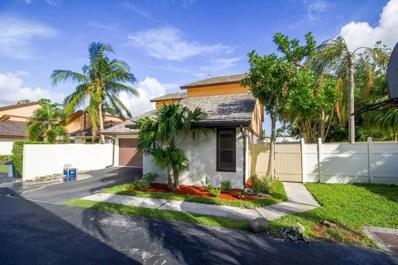 6516 Contempo Lane, Boca Raton, FL 33433 - MLS#: RX-10377242