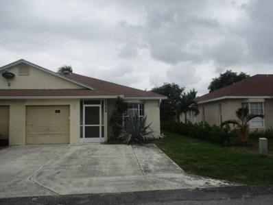 10399 Boynton Place Circle, Boynton Beach, FL 33437 - MLS#: RX-10377353