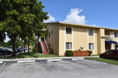 6061 N 10th Avenue N UNIT 241, Greenacres, FL 33463 - MLS#: RX-10377381