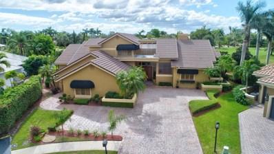 21181 Oakley Court, Boca Raton, FL 33433 - MLS#: RX-10377408
