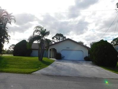 1434 SW Broadview Street, Port Saint Lucie, FL 34953 - MLS#: RX-10377446