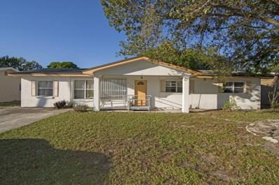 712 Palm Avenue, Fort Pierce, FL 34982 - MLS#: RX-10377595