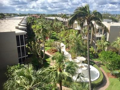 3605 S Ocean Boulevard UNIT 534, South Palm Beach, FL 33480 - MLS#: RX-10377620