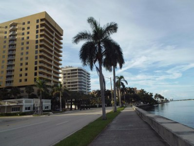 1551 N Flagler Drive UNIT 602, West Palm Beach, FL 33401 - MLS#: RX-10377629