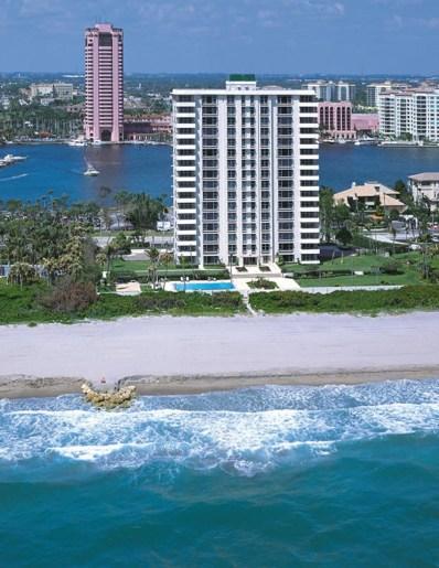 750 S Ocean Boulevard UNIT 15-S, Boca Raton, FL 33432 - MLS#: RX-10377659