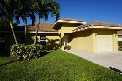 1671 Essex Lane, Riviera Beach, FL 33404 - MLS#: RX-10377705