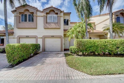 6814 Via Regina, Boca Raton, FL 33433 - MLS#: RX-10377770