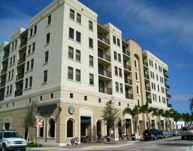 511 Lucerne Avenue UNIT 307, Lake Worth, FL 33460 - MLS#: RX-10377872