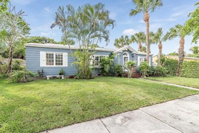 310 30th Street, West Palm Beach, FL 33407 - MLS#: RX-10377892