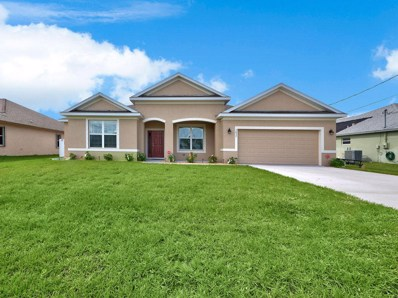 5837 NW Gerald Circle, Port Saint Lucie, FL 34986 - MLS#: RX-10377969