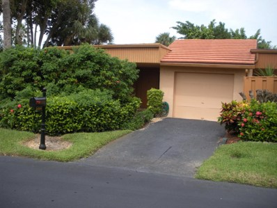 5357 Stonybrook Lane, Boynton Beach, FL 33437 - MLS#: RX-10377977