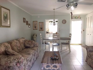 2643 Dudley Drive W UNIT A, West Palm Beach, FL 33415 - MLS#: RX-10378007