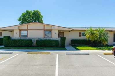 2727 Dudley Drive W UNIT H, West Palm Beach, FL 33415 - MLS#: RX-10378018