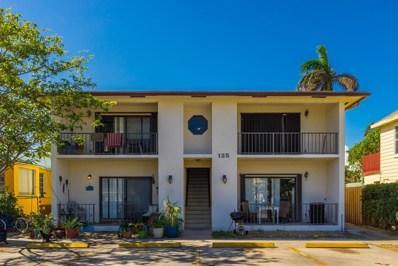 125 S Palmway UNIT 1, Lake Worth, FL 33460 - MLS#: RX-10378223
