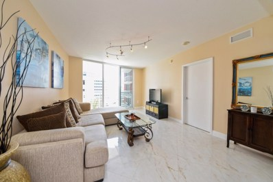 1551 N Flagler Drive UNIT 814, West Palm Beach, FL 33401 - MLS#: RX-10378358
