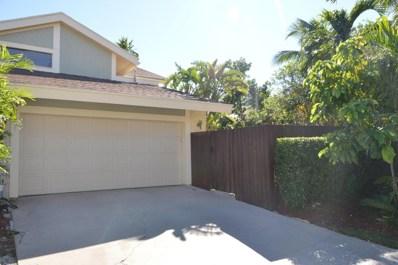 7638 Sierra Terrace W W, Boca Raton, FL 33433 - MLS#: RX-10378466