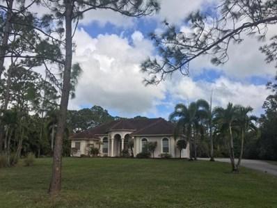 16802 130th Avenue N, Jupiter, FL 33478 - MLS#: RX-10378472