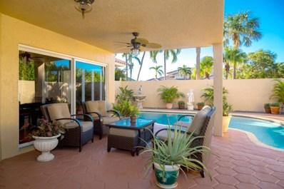 7601 NE Spanish Trail Court, Boca Raton, FL 33487 - MLS#: RX-10378508