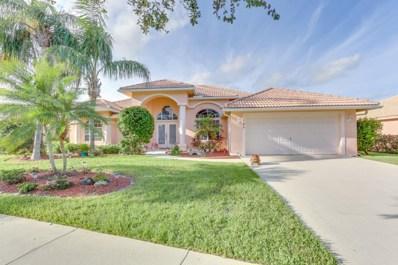 155 Cypress Trace, Royal Palm Beach, FL 33411 - MLS#: RX-10378531