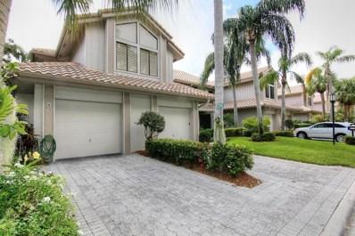 16862 Isle Of Palms Drive UNIT A, Delray Beach, FL 33484 - MLS#: RX-10378628