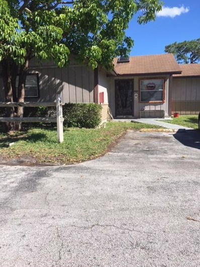4418 E Country Grove Boulevard, West Palm Beach, FL 33406 - MLS#: RX-10378648