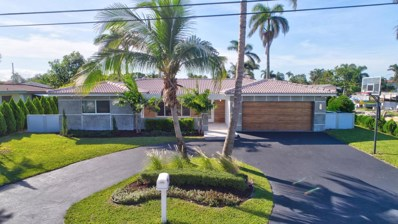 398 SW 13th Place, Boca Raton, FL 33432 - MLS#: RX-10378715