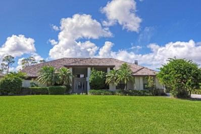 10496 SW Whooping Crane Way, Palm City, FL 34990 - MLS#: RX-10378761