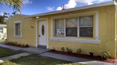562 Cherry Road, West Palm Beach, FL 33409 - MLS#: RX-10378902
