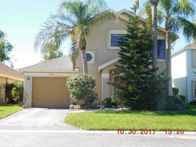 5891 Northpointe Lane, Boynton Beach, FL 33437 - MLS#: RX-10378965