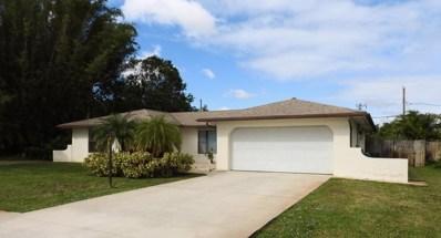 1950 SE Doverbrook Street, Port Saint Lucie, FL 34983 - MLS#: RX-10379048