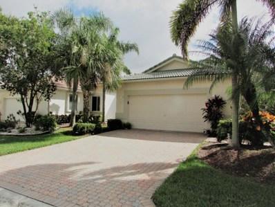 8094 Bellafiore Way, Boynton Beach, FL 33472 - MLS#: RX-10379067