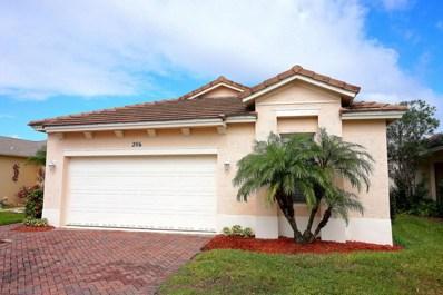 206 SW Coconut Key Way, Port Saint Lucie, FL 34986 - MLS#: RX-10379171