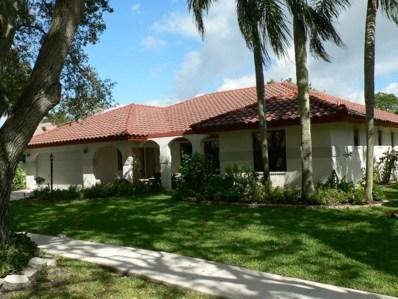 18186 Lake Bend Drive, Jupiter, FL 33458 - MLS#: RX-10379326