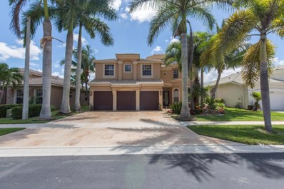2301 Ridgewood Circle, West Palm Beach, FL 33411 - MLS#: RX-10379366
