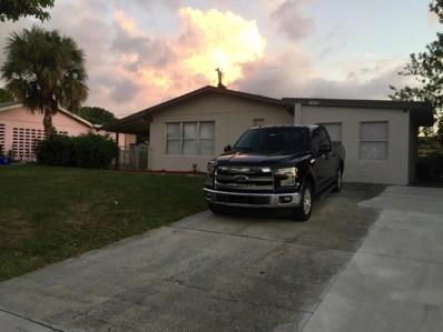 1646 43rd Street, West Palm Beach, FL 33407 - MLS#: RX-10379381