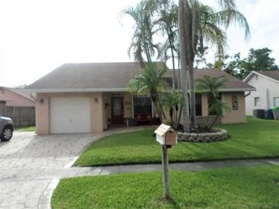 4491 NW 94 Terrace, Sunrise, FL 33351 - MLS#: RX-10379399