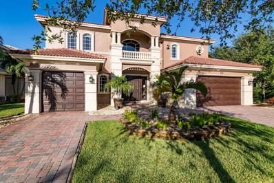 809 Edgebrook Lane, Royal Palm Beach, FL 33411 - MLS#: RX-10379473