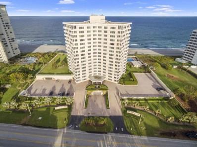 600 S Ocean Boulevard UNIT 1102, Boca Raton, FL 33432 - MLS#: RX-10379487