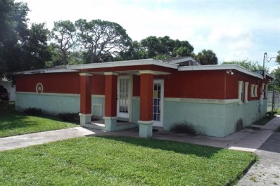 2809 Orange Avenue, Fort Pierce, FL 34950 - MLS#: RX-10379514