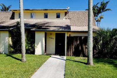 2981 Genoa Place, West Palm Beach, FL 33406 - MLS#: RX-10379758