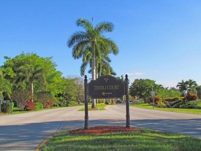 4090 Tivoli Court UNIT 203, Lake Worth, FL 33467 - MLS#: RX-10379845