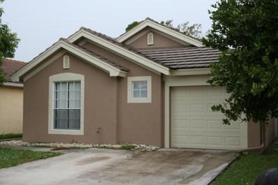 6179 Savannah Way, Lake Worth, FL 33463 - MLS#: RX-10379891