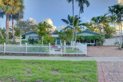 1110 SW 2nd Street, Boca Raton, FL 33486 - MLS#: RX-10379892
