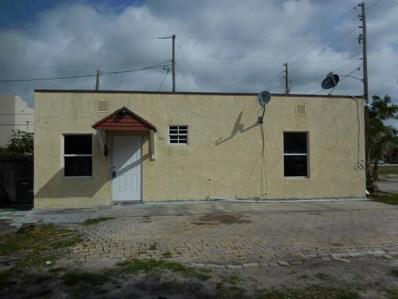 611 30th Street, West Palm Beach, FL 33407 - MLS#: RX-10379930
