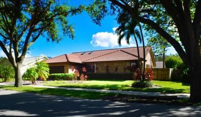 2584 NW 39th Street, Boca Raton, FL 33434 - MLS#: RX-10379931