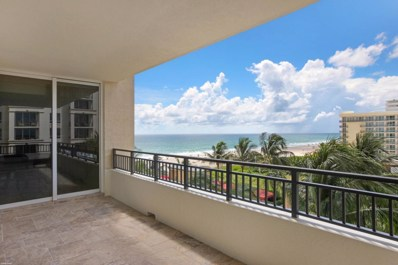 3800 N Ocean Drive UNIT 650, Singer Island, FL 33404 - MLS#: RX-10380156