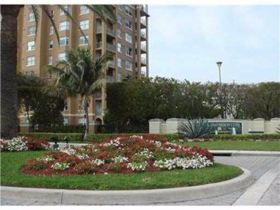 3606 S Ocean Boulevard UNIT 803, Highland Beach, FL 33487 - MLS#: RX-10380244