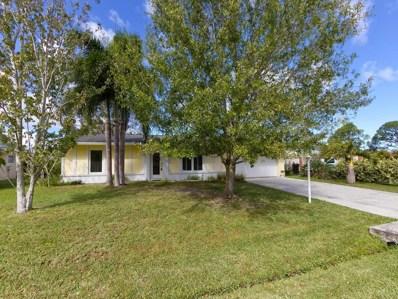 715 SE Fallon Drive, Port Saint Lucie, FL 34983 - MLS#: RX-10380288
