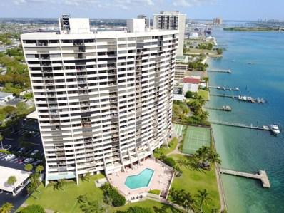 5200 N Flagler Drive UNIT 605, West Palm Beach, FL 33407 - MLS#: RX-10380299